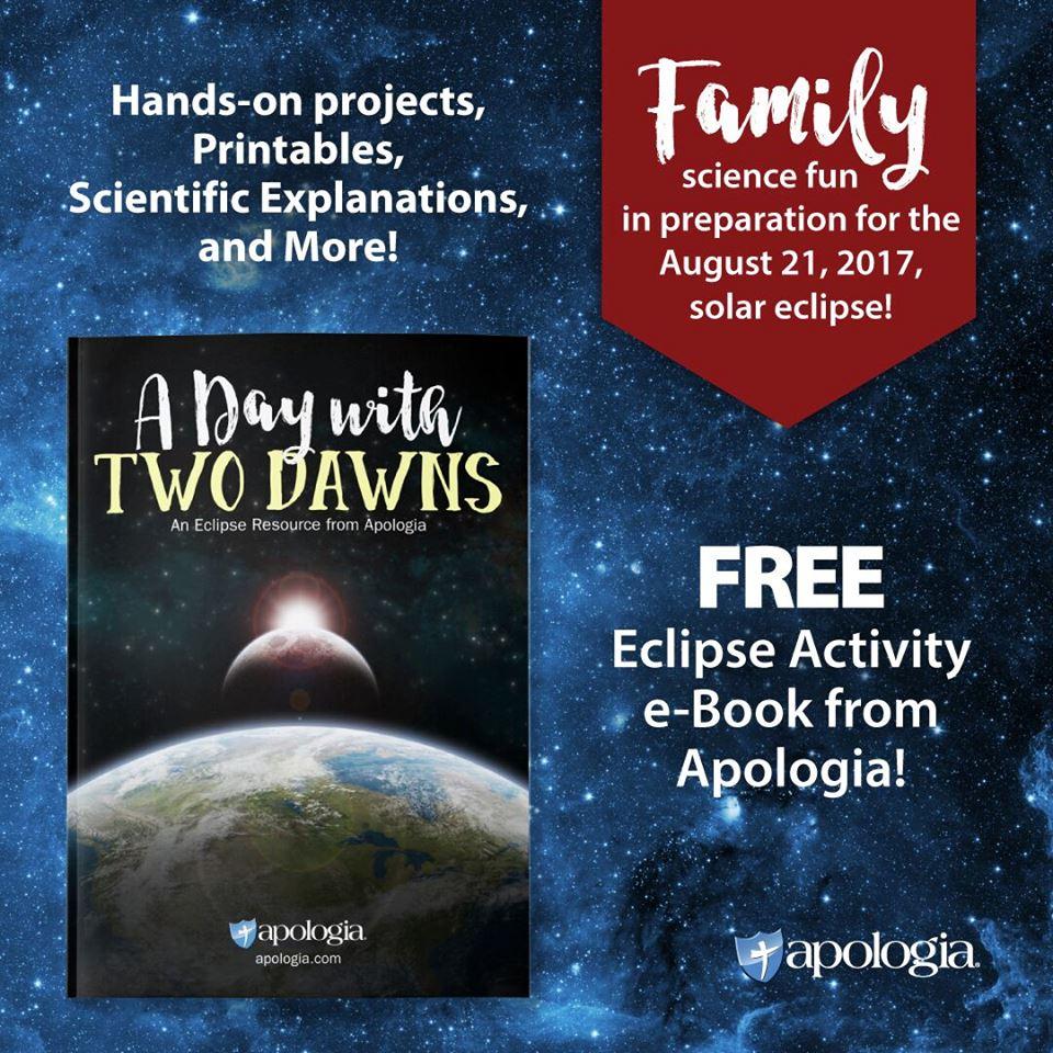 FREE Eclipse Activity eBook